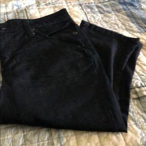 Capri dark blue jeans size 12